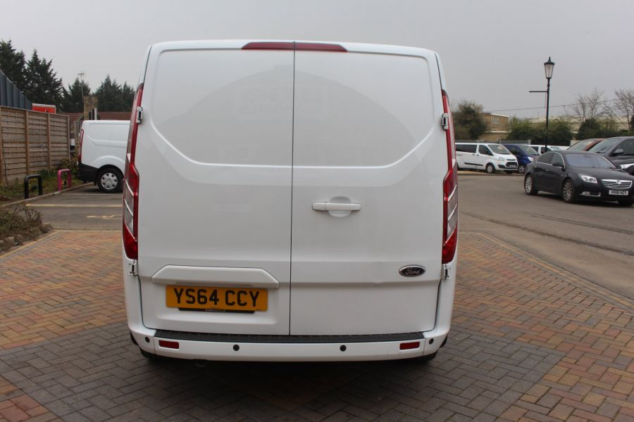 FORD TRANSIT CUSTOM 290 TDCI 155 L1 H1 LIMITED SWB LOW ROOF FWD - 9074 - 6