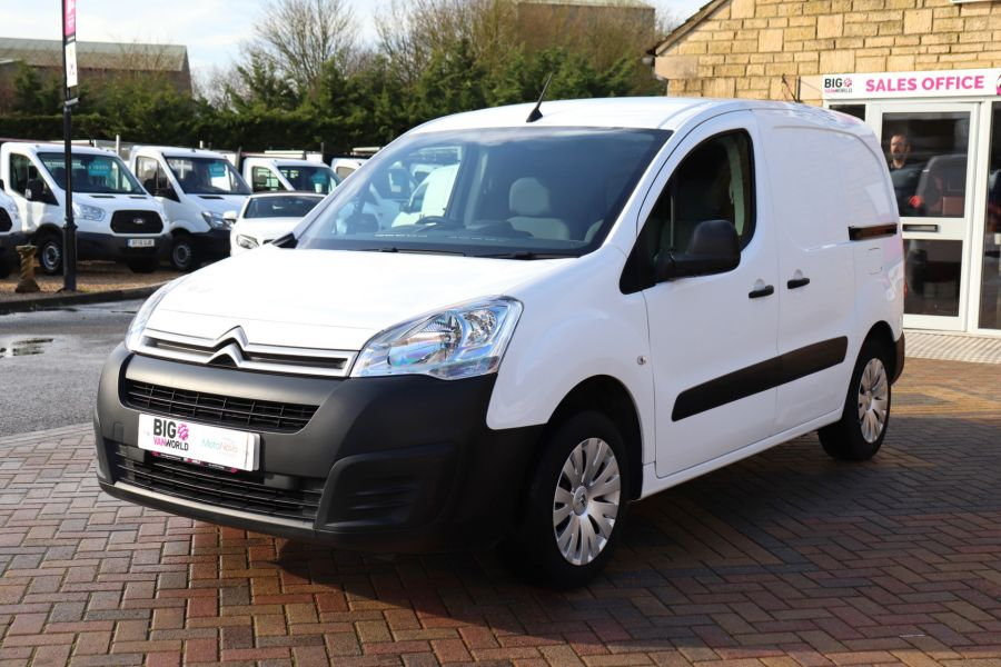 CITROEN BERLINGO 625 BLUEHDI 75 L1H1 ENTERPRISE SWB LOW ROOF  (14091) - 12441 - 12