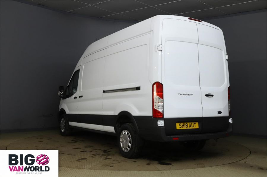 FORD TRANSIT 350 TDCI 130 L3H3 TREND LWB HIGH ROOF - 10951 - 5