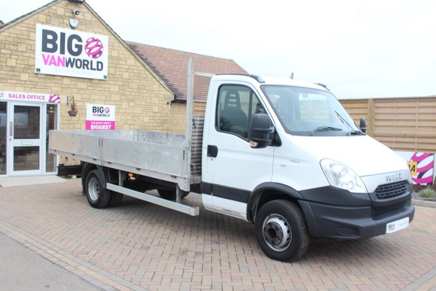 IVECO DAILY 70C17 16FT ALLOY DROPSIDE - 7217 - 2