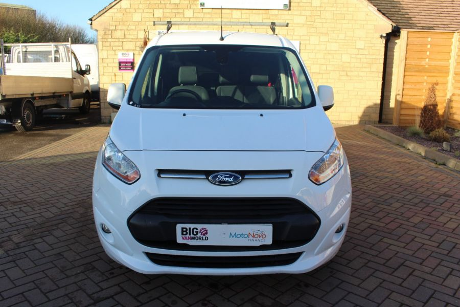 FORD TRANSIT CONNECT 200 TDCI 115 L1 H1 LIMITED SWB LOW ROOF - 6719 - 9
