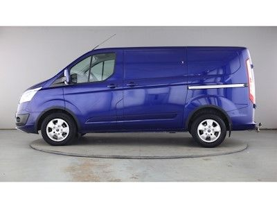 FORD TRANSIT CUSTOM 270 TDCI 125 L1H1 LIMITED SWB LOW ROOF - 11459 - 7