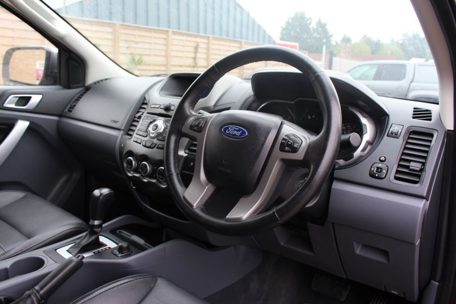 FORD RANGER TDCI 150 LIMITED 4X4 DOUBLE CAB - 8027 - 12