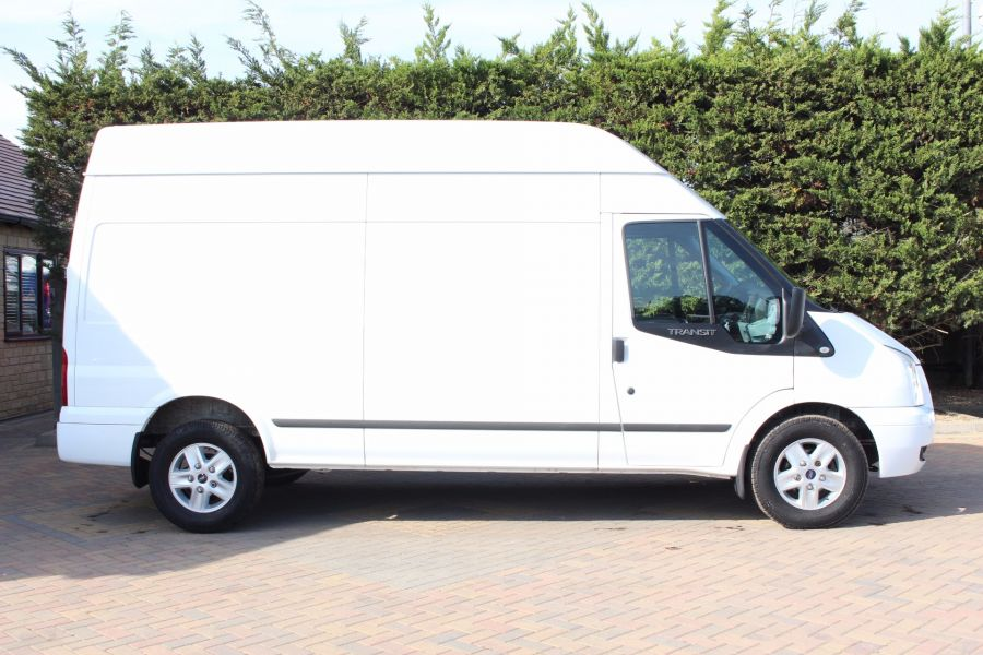 FORD TRANSIT 350 TDCI 125 LIMITED LWB HIGH ROOF FWD - 4893 - 2