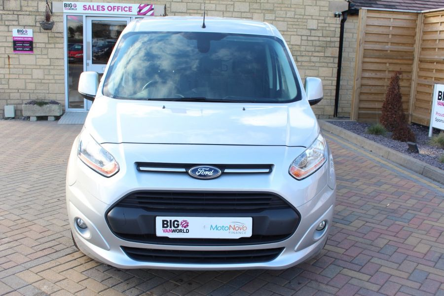 FORD TRANSIT CONNECT 240 TDCI 115 LIMITED L2 H1 LWB - 7241 - 9