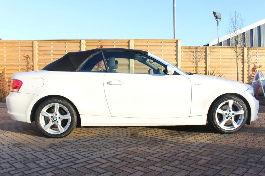 BMW 1 SERIES 120D EXCLUSIVE EDITION - 5886 - 5