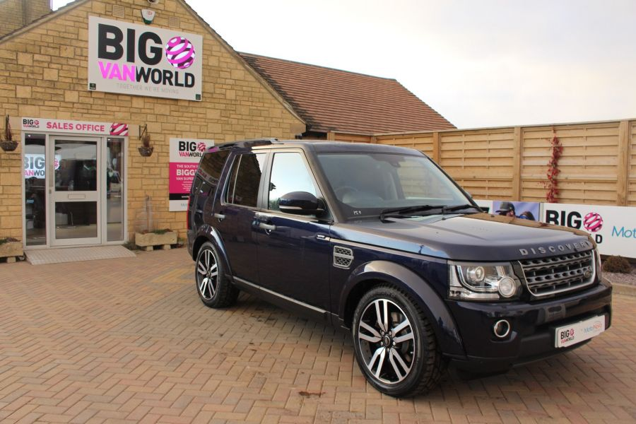LAND ROVER DISCOVERY 3.0 SDV6 COMMERCIAL SE 255 BHP - 7303 - 2