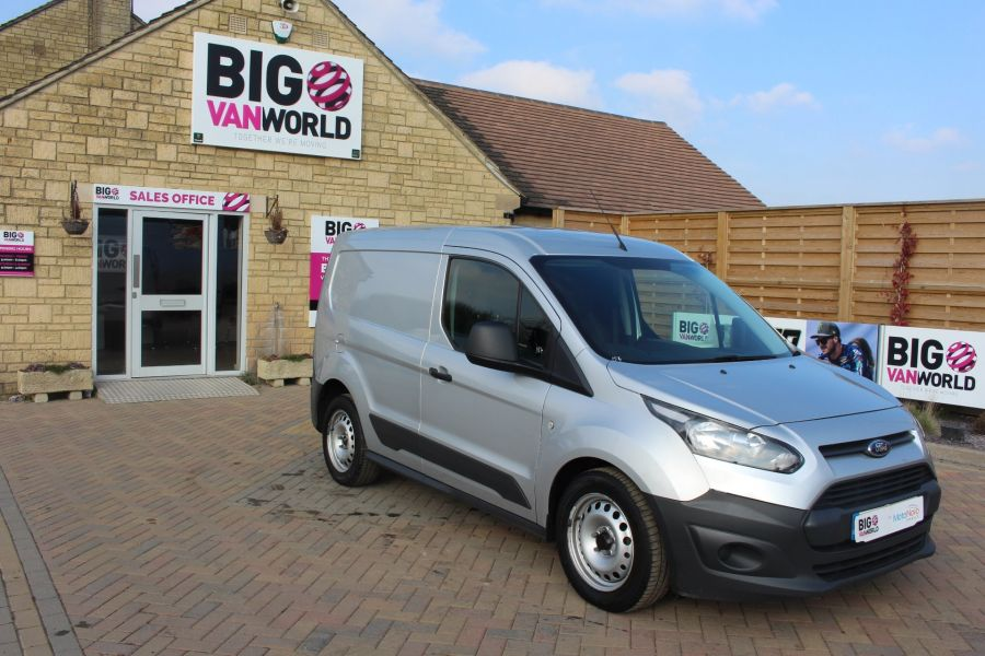 FORD TRANSIT CONNECT 200 TDCI 75 L1 H1 SWB LOW ROOF - 7328 - 2