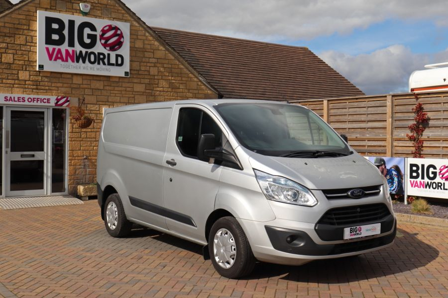 FORD TRANSIT CUSTOM 270 TDCI 125 L1H1 TREND SWB LOW ROOF - 10621 - 3