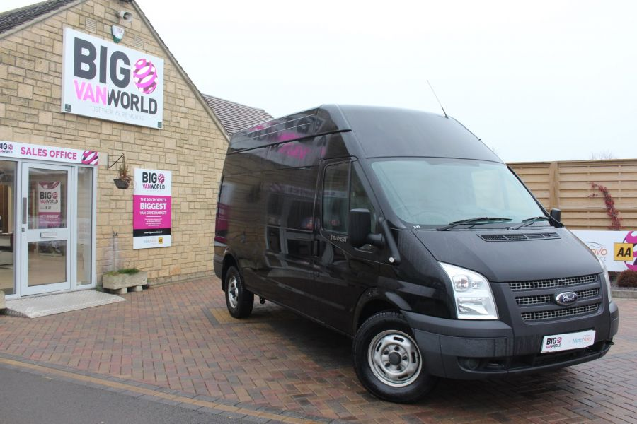 FORD TRANSIT 350 TDCI 100 LWB HIGH ROOF RWD - 7148 - 1