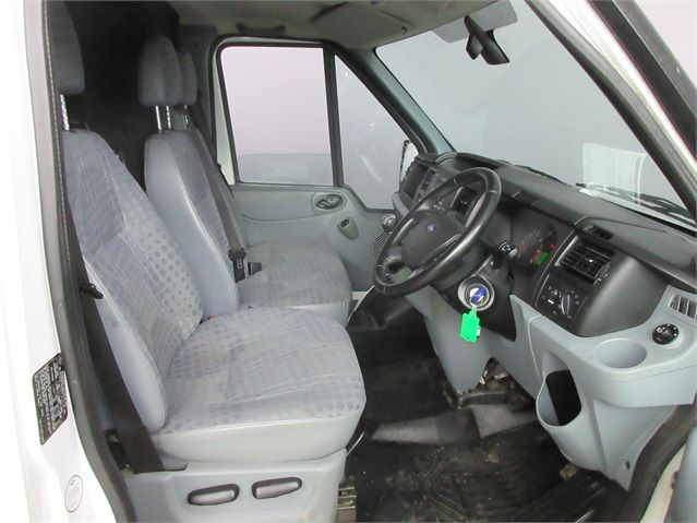 FORD TRANSIT 280 TDCI 125 TREND SWB LOW ROOF FWD - 7043 - 8