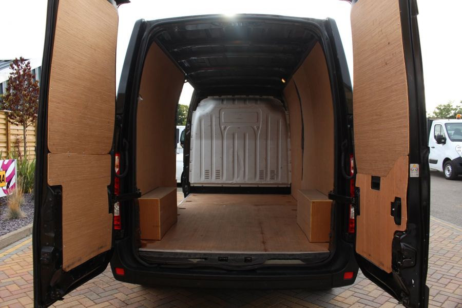 RENAULT MASTER LM35 DCI 125 LWB MEDIUM ROOF - 5779 - 22
