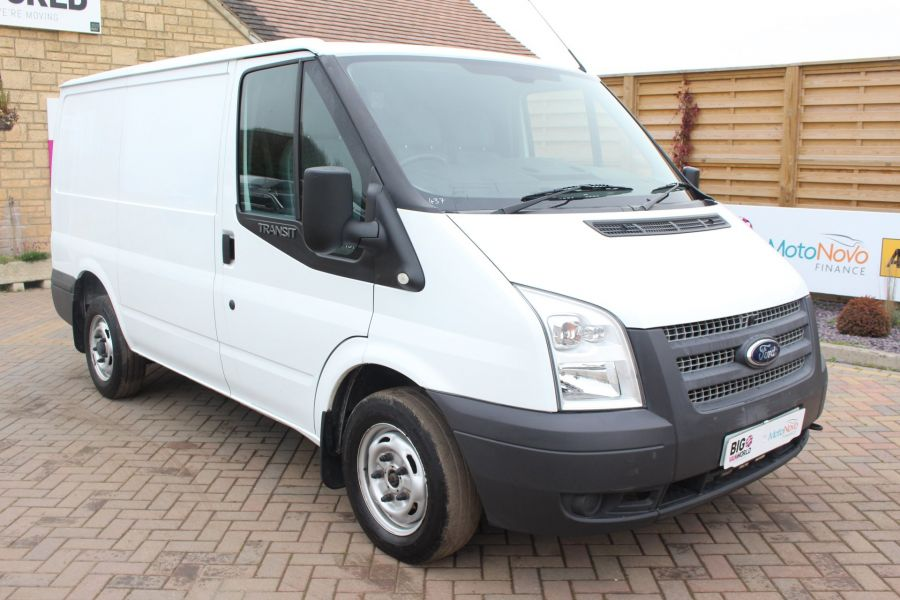 FORD TRANSIT 300 TDCI 100 SWB LOW ROOF FWD - 6939 - 3