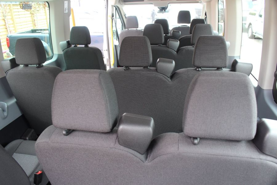 FORD TRANSIT 460 TDCI 125 L4 H3 LWB HIGH ROOF 17 SEAT BUS RWD - 6608 - 29