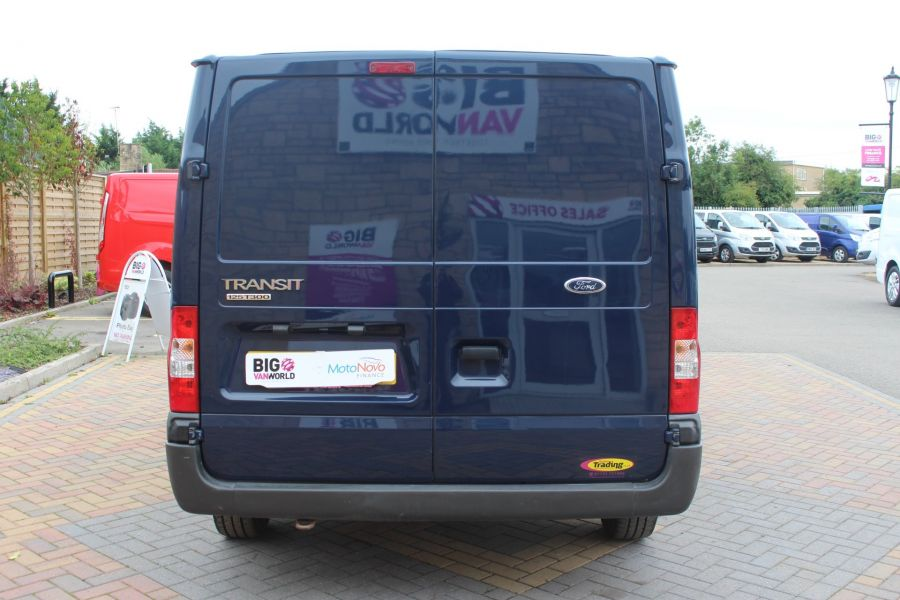 FORD TRANSIT 300 TDCI 125 SWB LOW ROOF FWD - 4530 - 6