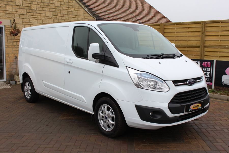 FORD TRANSIT CUSTOM 290 TDCI 125 LIMITED L2 H1 LWB LOW ROOF - 5574 - 1