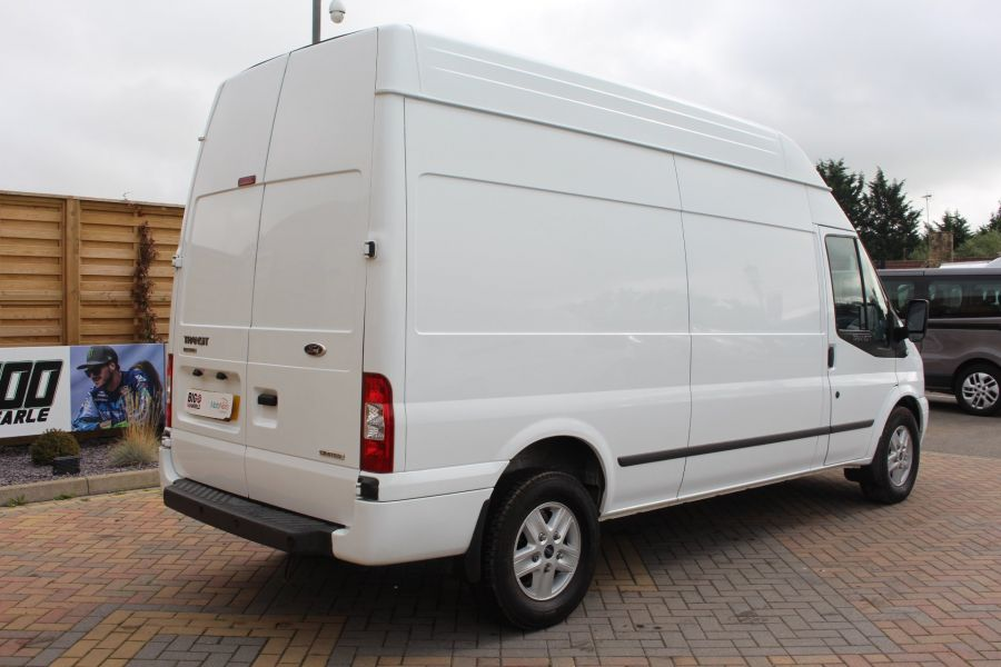 FORD TRANSIT 350 TDCI 125 LIMITED LWB HIGH ROOF FWD - 4893 - 5