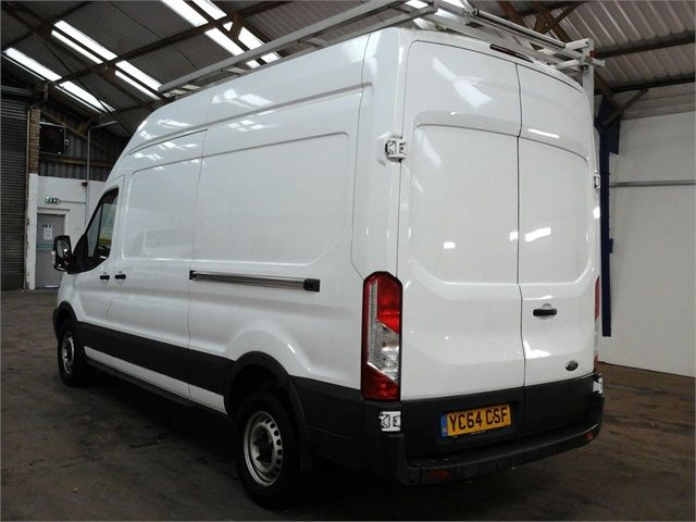 FORD TRANSIT 350 TDCI 125 L3 H3 LWB HIGH ROOF FWD - 6987 - 3