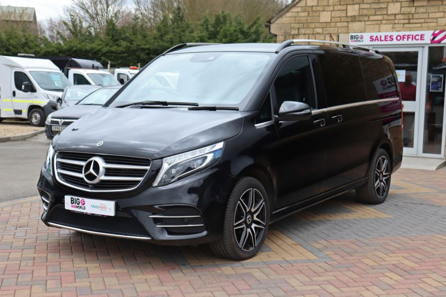 MERCEDES V-CLASS V 220 D AMG LINE LONG 8 SEATS 7G--TRONIC PLUS - 10543 - 10