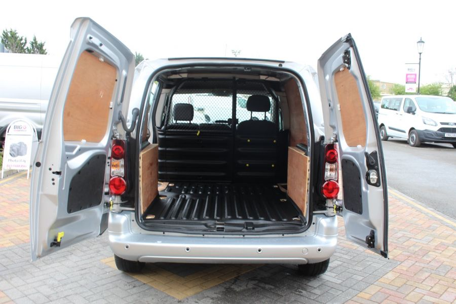 CITROEN BERLINGO 625 HDI 75 L1 H1 ENTERPRISE SWB LOW ROOF - 7423 - 20