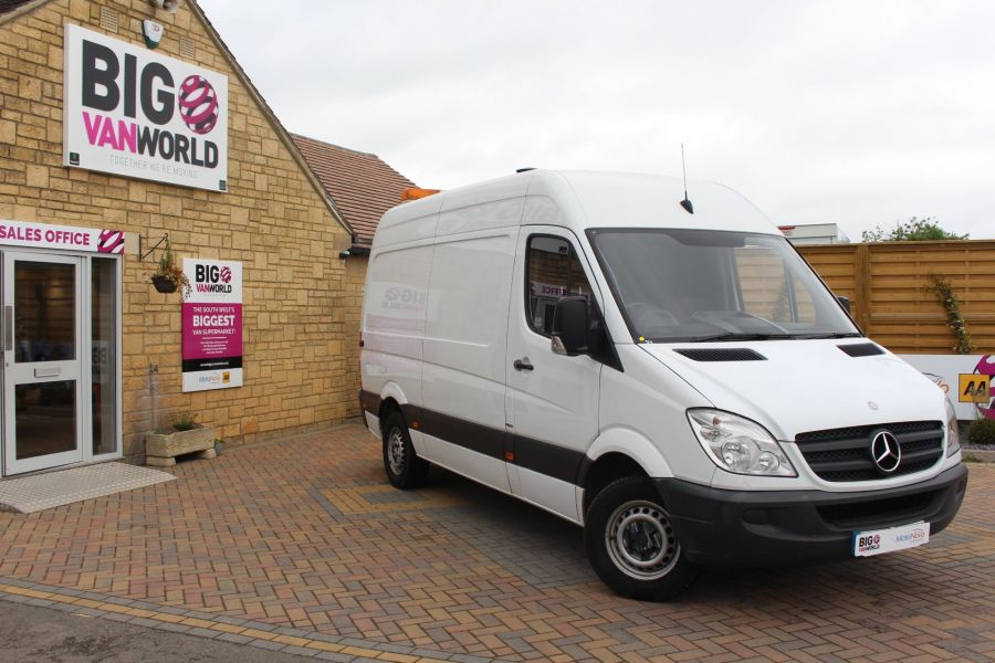 MERCEDES SPRINTER 316 CDI MWB HIGH ROOF - 6399 - 1