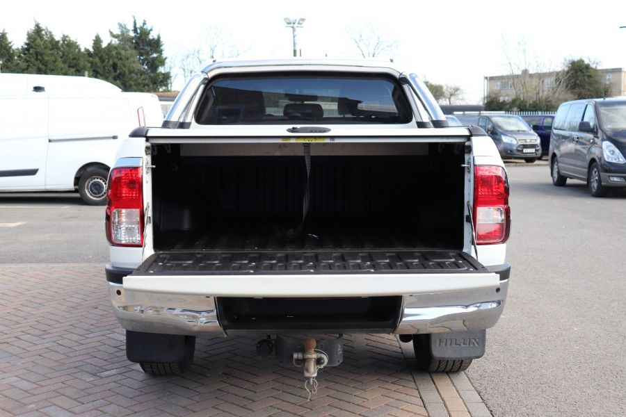 TOYOTA HI-LUX D-4D 150 INVINCIBLE X 4WD DOUBLE CAB WITH ROLL'N'LOCK TOP - 12270 - 48