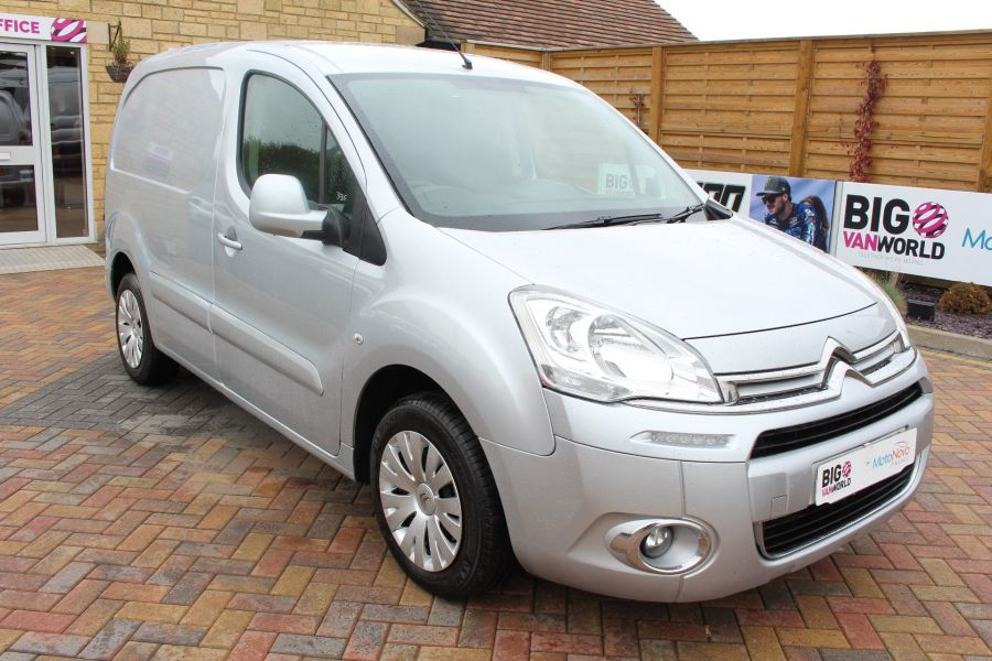 CITROEN BERLINGO 625 HDI 75 L1 H1 ENTERPRISE SWB LOW ROOF - 7423 - 1