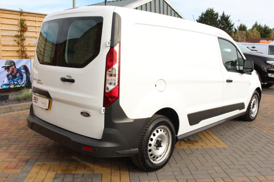 FORD TRANSIT CONNECT 210 TDCI 95 L2 H1 LWB LOW ROOF - 8421 - 5