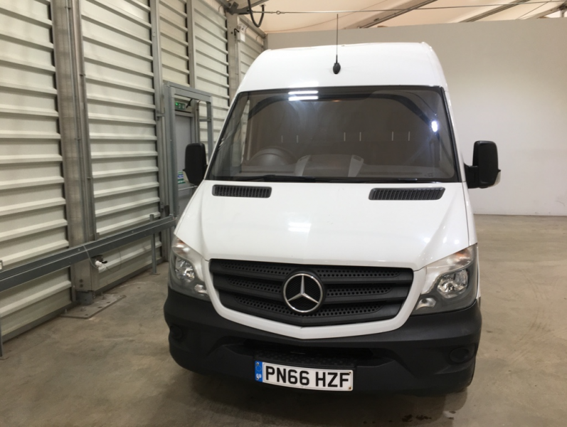 MERCEDES SPRINTER 314 CDI 140 LWB HIGH ROOF - 10890 - 5