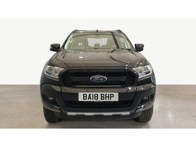 FORD RANGER TDCI 160 BLACK EDITION 4X4 DOUBLE CAB WITH ROLL'N'LOCK TOP - 11531 - 7