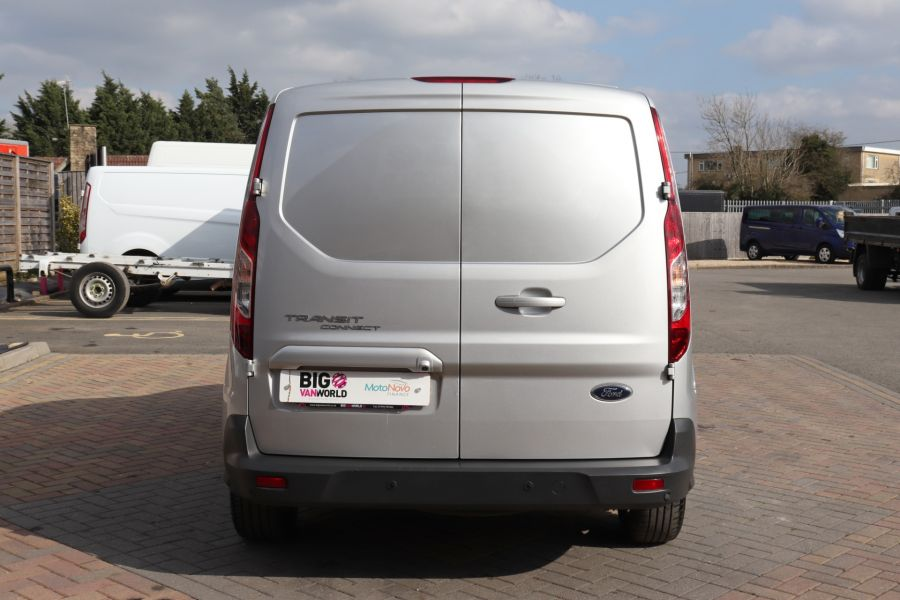 FORD TRANSIT CONNECT 200 TDCI 120 L1H1 LIMITED SWB LOW ROOF  (13867) - 12253 - 9
