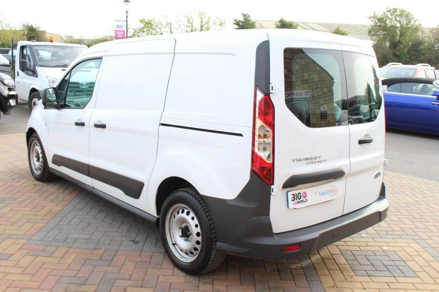 FORD TRANSIT CONNECT 210 TDCI 95 L2 H1 LWB LOW ROOF - 8421 - 7