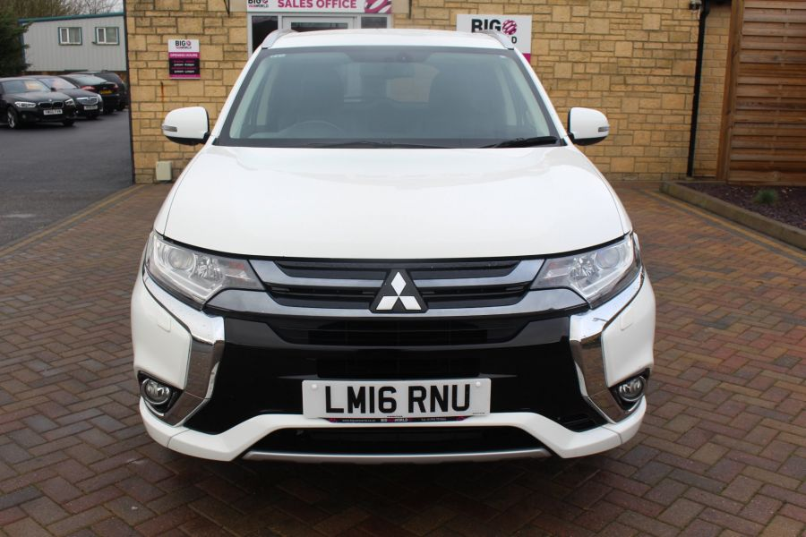 MITSUBISHI OUTLANDER PHEV GX3H 4WORK COMMERCIAL - 9102 - 9