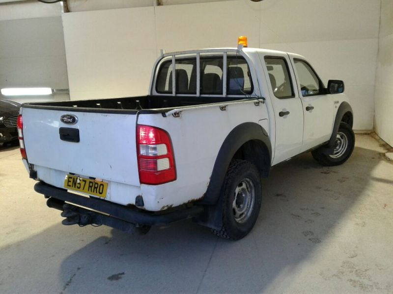 FORD RANGER TDCI 141 4X4 DOUBLE CAB - 10057 - 3
