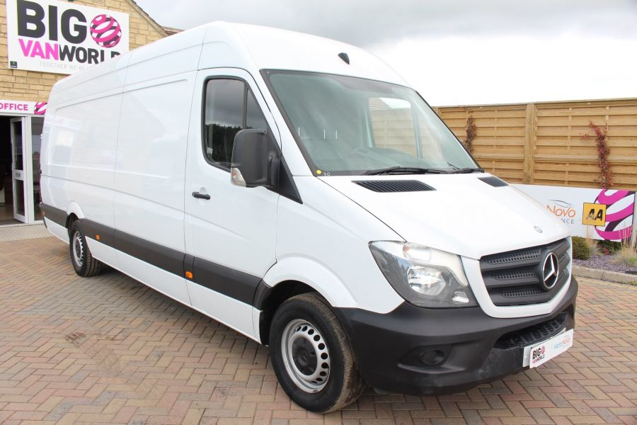 MERCEDES SPRINTER 313 CDI XLWB HIGH ROOF - 6505 - 3