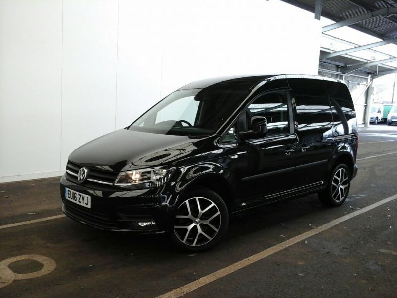 VOLKSWAGEN CADDY C20 TDI 150 HIGHLINE - 10610 - 1