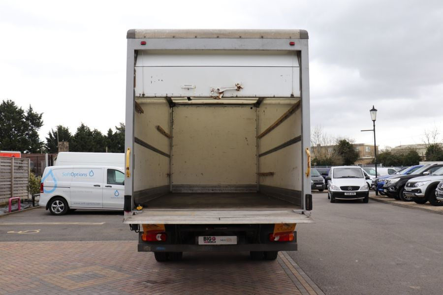 DAF TRUCKS LF LF 150 FA LF 150 FA 20Ft BOX WITH TAIL LIFT  (13928) - 12204 - 4