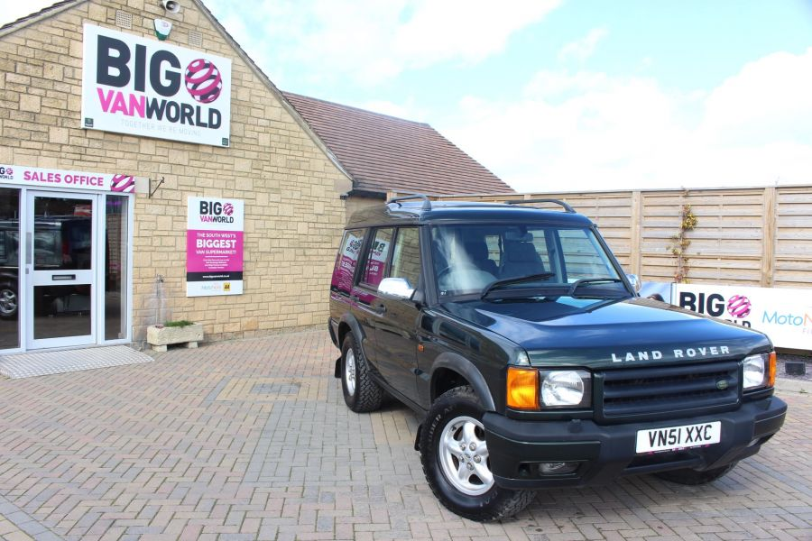 LAND ROVER DISCOVERY TD5 136 GS 7STR - 9105 - 2
