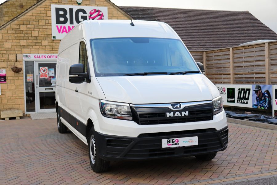 MAN TGE 3.140 4X2F SB LWB HIGH ROOF  (13830) - 11987 - 6