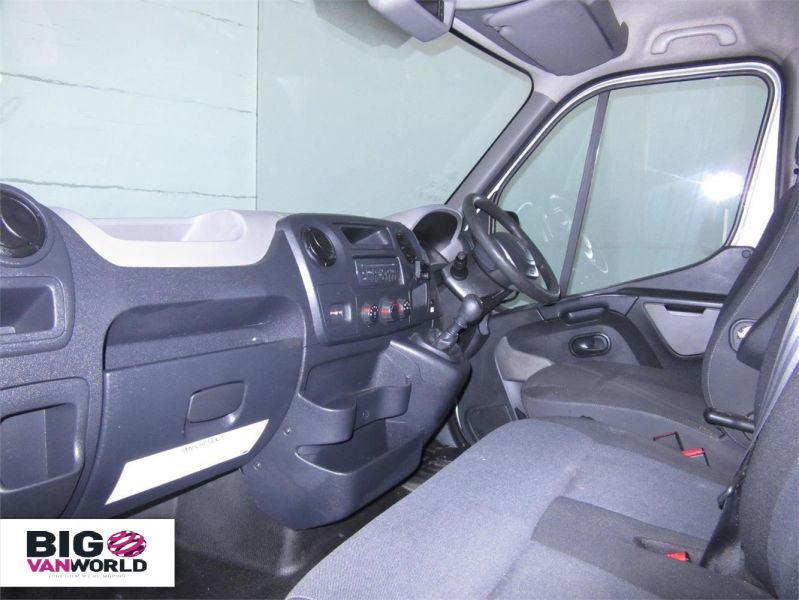 RENAULT MASTER LH35 DCI 125 L3 H3 LWB HIGH ROOF - 6651 - 11