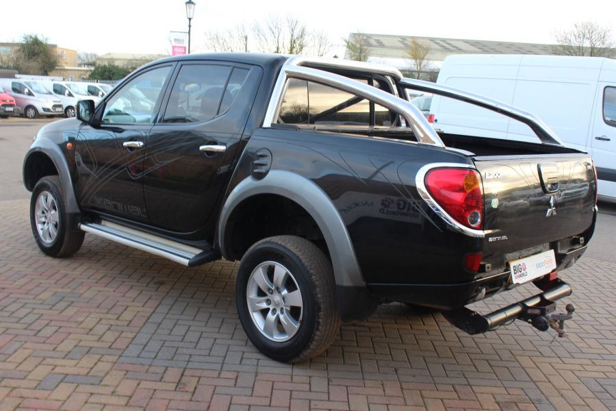 MITSUBISHI L200 ANIMAL DI-D LWB DOUBLE CAB WITH ROLL'N'LOCK TOP - 7085 - 7