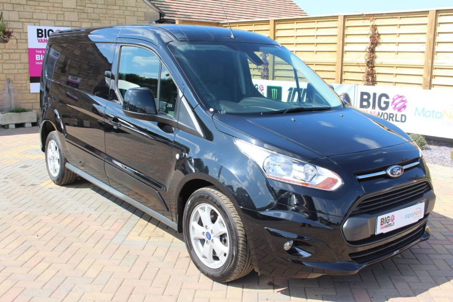 FORD TRANSIT CONNECT 240 TDCI 115 L2 H1 LIMITED LWB LOW ROOF - 6691 - 3