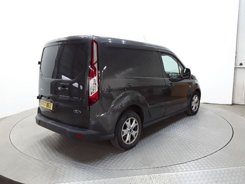 FORD TRANSIT CONNECT 200 TDCI 120 L1H1 LIMITED SWB LOW ROOF - 11054 - 3