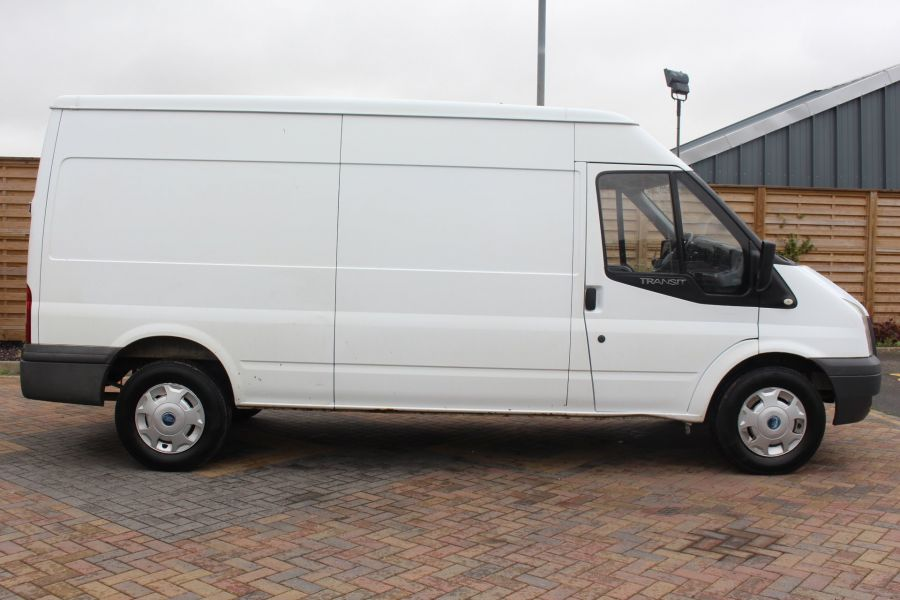 FORD TRANSIT 350 TDCI 115 LWB MEDIUM ROOF RWD - 8295 - 4