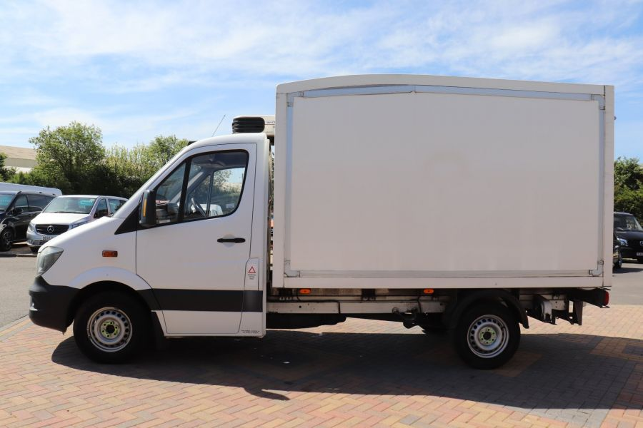 MERCEDES SPRINTER 313 CDI 129 MWB FRIDGE BOX - 10964 - 9