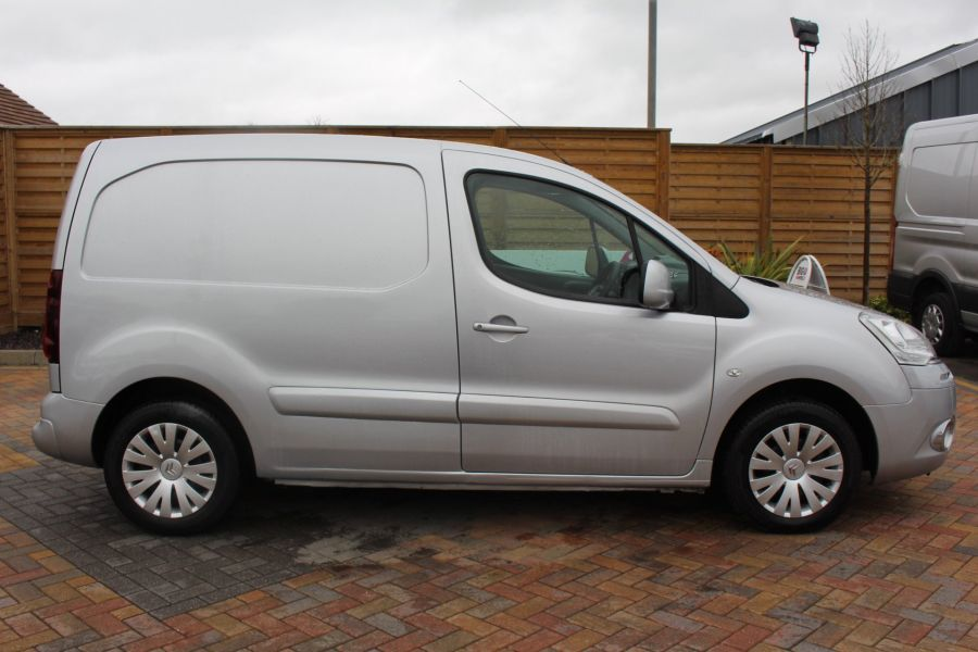 CITROEN BERLINGO 625 HDI 75 L1 H1 ENTERPRISE SWB LOW ROOF - 7423 - 4