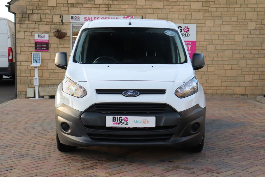 FORD TRANSIT CONNECT 220 TDCI 75 L1H1 DOUBLE CAB 5 SEAT CREW VAN SWB LOW ROOF - 11536 - 13