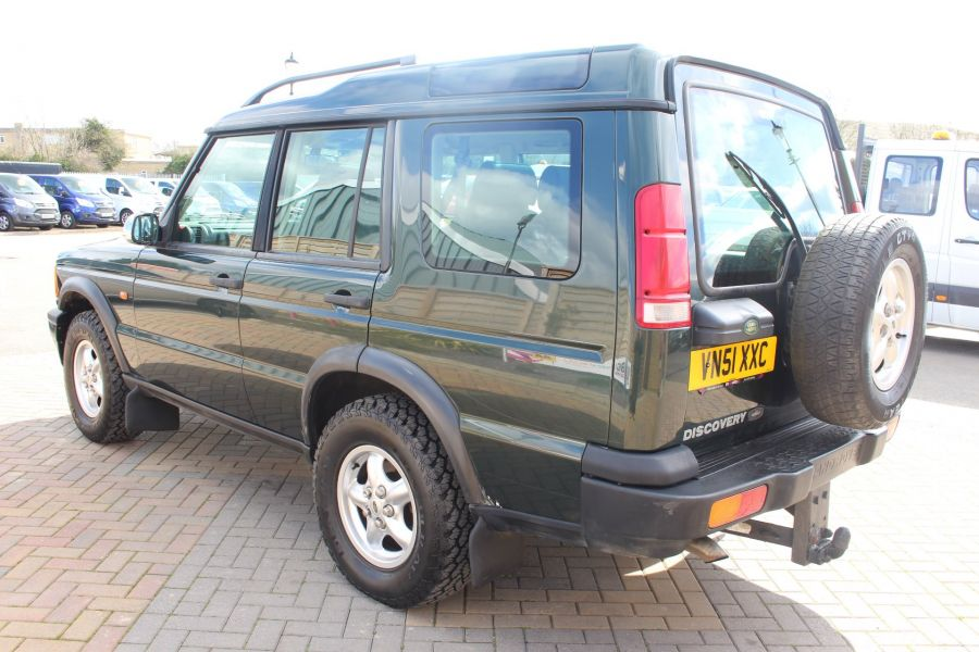 LAND ROVER DISCOVERY TD5 136 GS 7STR - 9105 - 7
