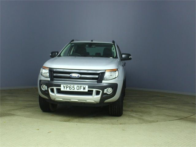 FORD RANGER WILDTRAK TDCI 197 4X4 DOUBLE CAB - 6991 - 6