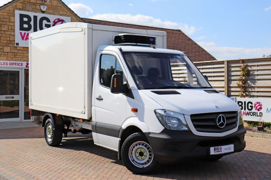 MERCEDES SPRINTER 313 CDI 129 MWB FRIDGE BOX - 9628 - 2